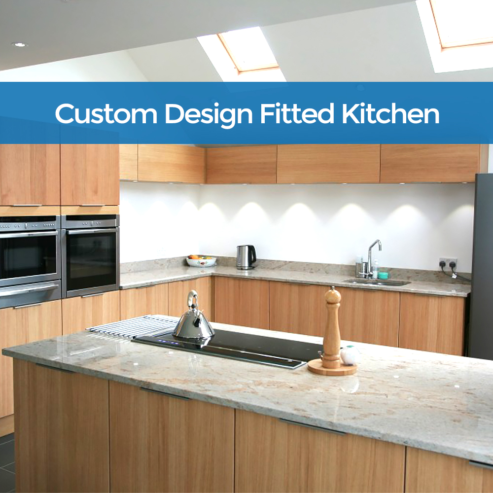Custom Fitted Kitchens Poole
